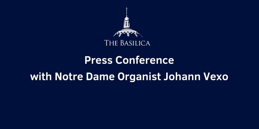 Press-conference-with-Notre-Dame-organist