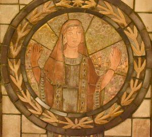 Saint Elizabeth-Rondell Ceiling
