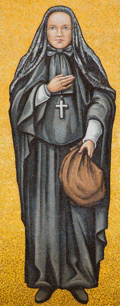 Saint Frances Xavier Cabrini Trinity Dome