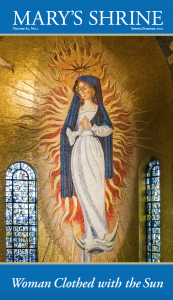 Mary's Shrine Spring-Summer 2021