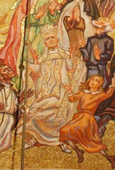 Second Coming Pope Pius X