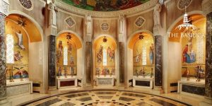Sorrowful Mysteries Chapel