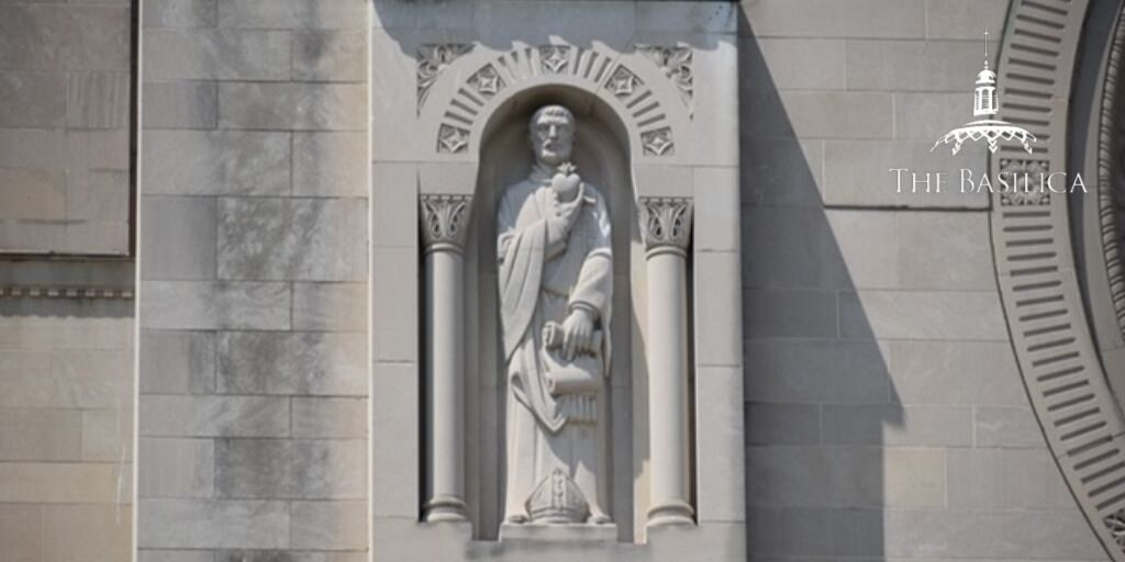 St. Augustine in East Facade