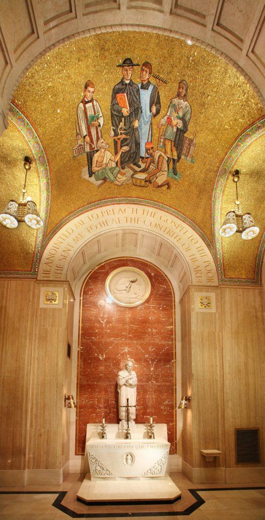 St. Vincent de Paul Chapel National Shrine