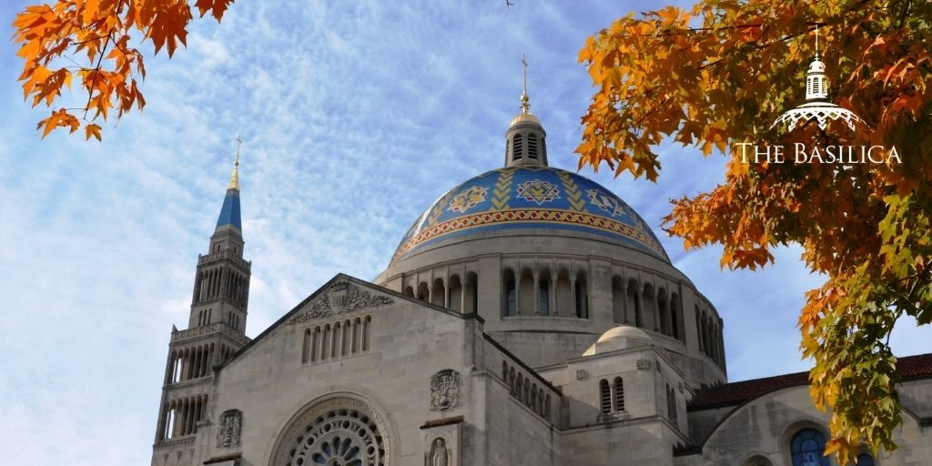 Thanksgiving at the Basilica