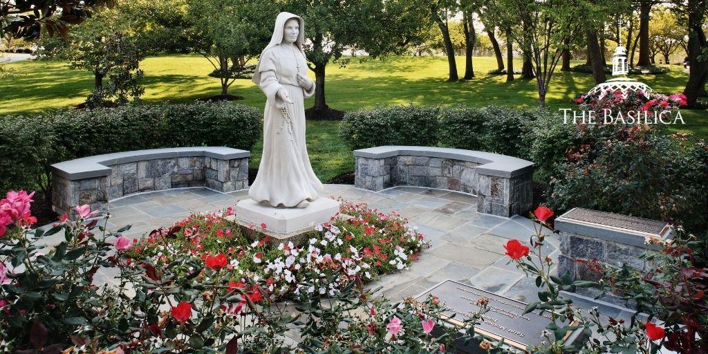 Theodore Guerrin Mary's Garden