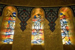 Trinity Dome Windows