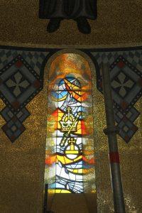 Trinity Dome window crown