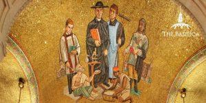 Vincent de Paul Mosaic