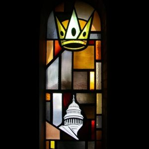capitol patroness window