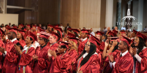 Bishop McNamara High School Graduation