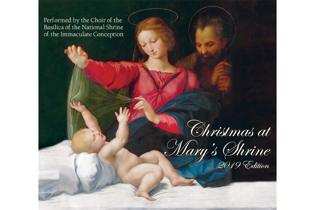 2019 Christmas CD cover