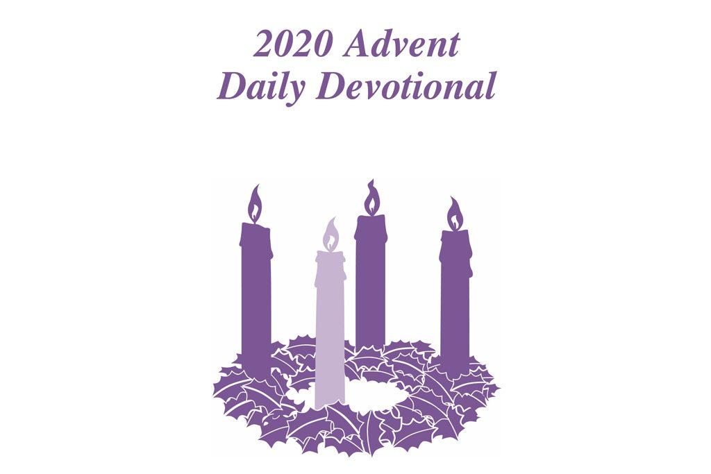 2020 Advent Daily Devotional