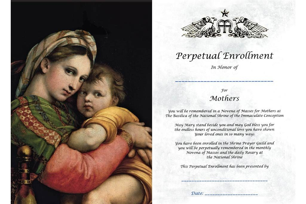 Perpetual Enrollment For Mothers