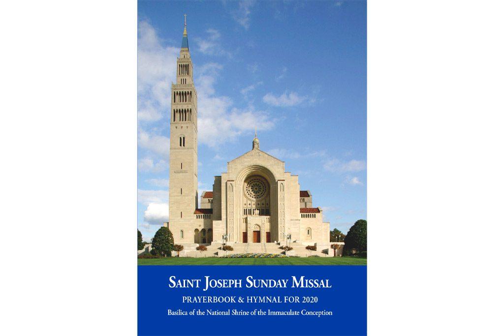 2021 Saint Joseph Sunday Missal Cover