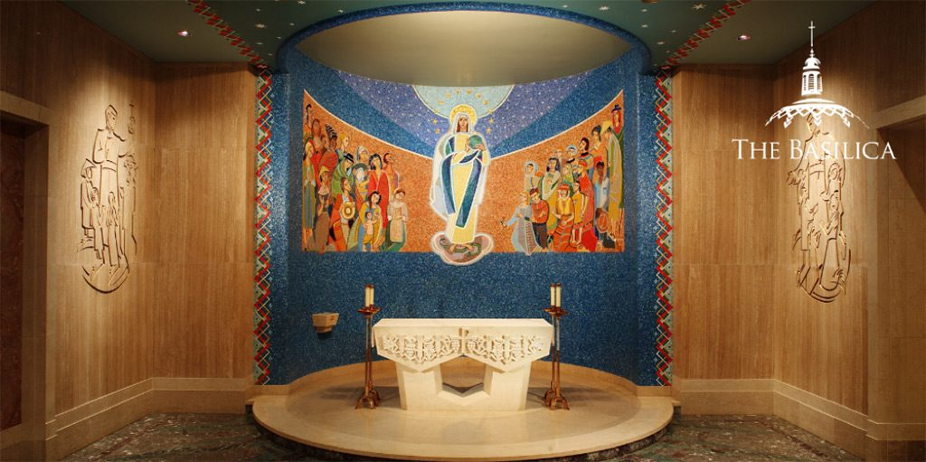 Uniting the World: Our Lady of the Rosary & Our Lady Queen of Missions