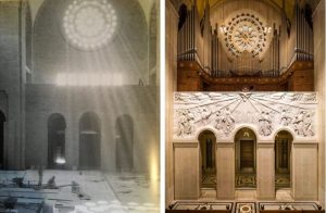 call to holiness/rear of great upper church then and now