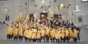 Don Bosco Cristo Rey High School Graduation
