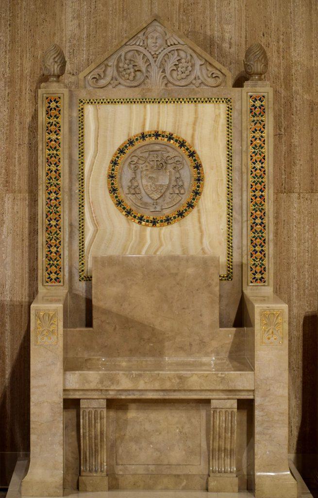 Episcopal Throne