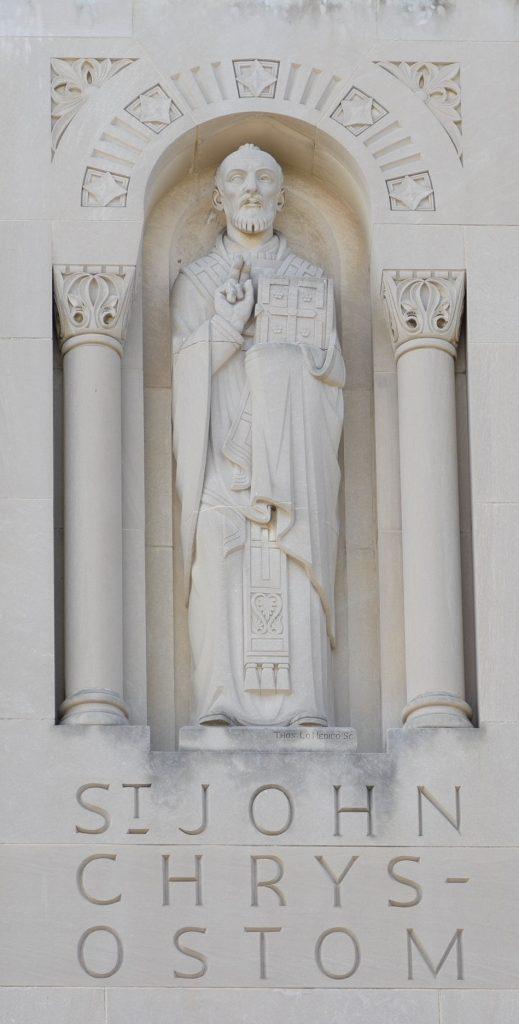 St. John Chrysostom east façade