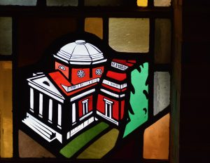 montecello patroness window