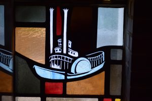 riverboat patroness window