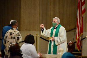 monsignor vito eucharist mass coronavirus