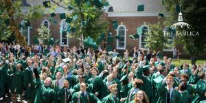 Saint John Paul the Great High School Graduation and Mass