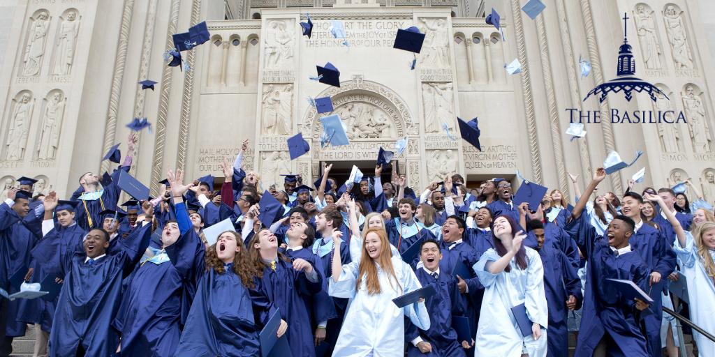 Saint Vincent Pallotti High School Graduation